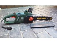 CHAIN SAW FOR PARTS OR REPAIR