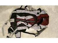 Large backpack for traveling / camping