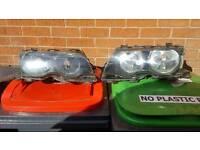 E46 bmw coupe/vert headlights