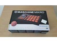 maschine mikro only hardware brand new