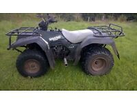 SUZUKI QUAD BIKE QUAD RUNNER 250cc