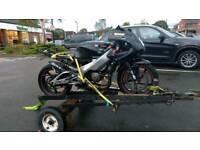 RS125 03 project bike spares/repair