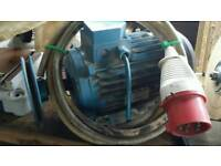 Electric Motor 5.5hp 3 phase