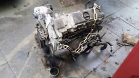 Zafira 2.0 DTi bare engine with pump 2004
