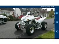 Quadzilla 450 sport road legal quad bike for sale mint condition