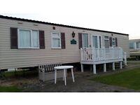 Caravan for hire in Weymouth Dorset