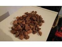 Red Garden Chips/Stones (reserved pending collection - 22/5/18)