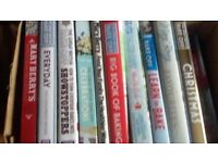 large collection of hardback bakeoff /mary berry books