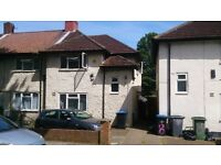 A THREE BED SEMI DETACHED WITH A LARGE GARDEN FOR RENT IN BRENT PARK