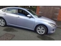 mazda 6 ts2 6 gear for sale with full mazda service history