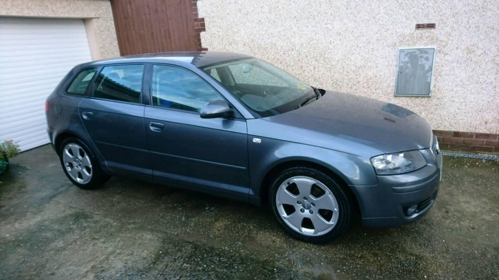 Audi A3 2.0 TDI (2006)