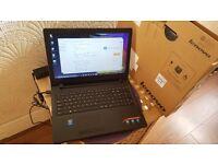 Boxed Lenovo 15.6 Inch Laptop with Intel Pentium N3700, 8GB Ram, 1TB HDD, DVD-RW, Windows 10 Laptop