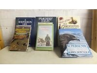 Box of 6 Books :Country Life