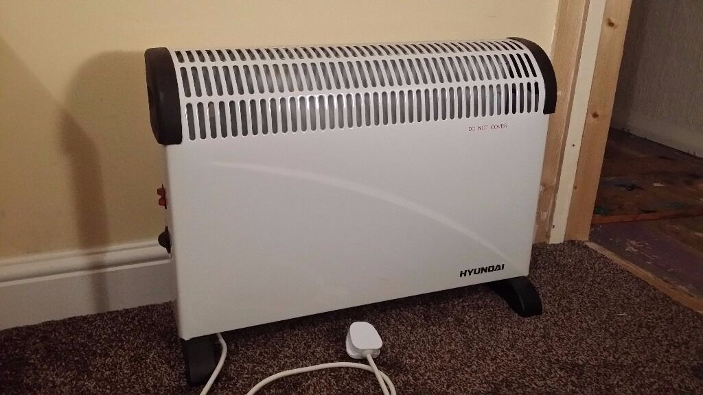 Hyundai Electric Heater 2kW