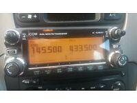 Icom 2820 2/70 dstar radio