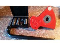 Alko Wheel lock brand new unregistered