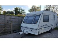 SWIFT 1998 WITH FULL NEW AWNING AND MOTOR MOVER EXELENT CONDITIONS READY TO GO