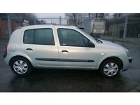Renault Clio extreme,1.2, A YEARS MOT LOW MILEAGE ,