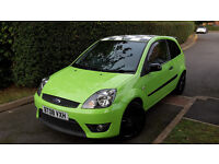 2008 FORD FIESTA ZETEC-S CELEBRATION LIMITED EDITION 1.6 PETROL,ONLY 65.000ml.ONE OWNER.