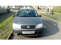 Fit Punto 1.2L (Low milage, Alloy wheels , Alarm)