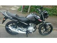YAMAHA YBR 125cc 2013 Immaculate Condition 1 Careful Owner