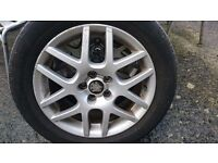 Genuine VW mk4 Golf GTI / Bora Montreal / BBS 6.5x16 Alloy Wheels