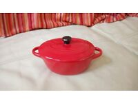 NEW Individual casserole dish