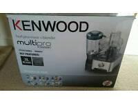 Kenwood multipro food processor and blender