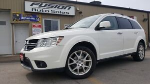 2012 Dodge Journey R/T-AWD-LEATHER-HEATED SEATS-REMOTE START