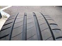 Michelin Energy Saver 205.55.16 Michelin Primacy 215.55.16 tyres
