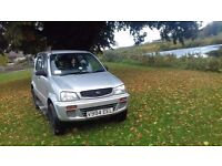 Daihatsu Terious 1.3 automatic jeep