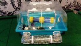 2 hamster Cages