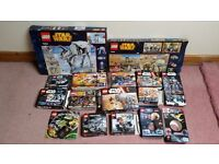 Lego Star Wars Empty boxes
