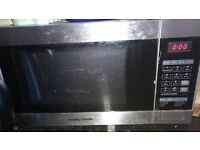 Morphy Richards convection microwave oven