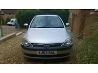 Vauxhall corsa 1.0 for sale- reliable first car