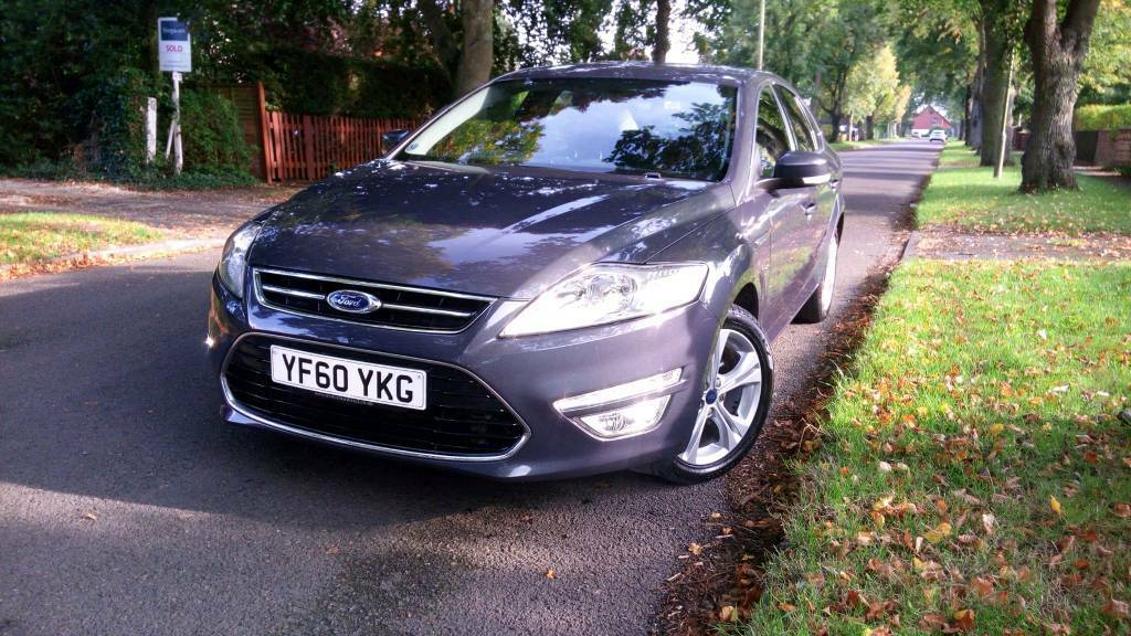 2011 FORD MONDEO 2.0 TDCI TITANIUM 6speed Manual, 99.000 miles, HPI clear, 2 Owners, Full History