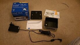 Mini i5 PC Intel NUC5i5RYH + 250GB Samsung SSD and 8GB of HyperX RAM