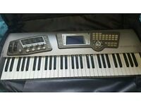 Alesis fusion 61HD synth workstation