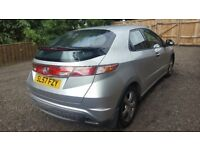 2007 HONDA CIVIC 1.8 SE FULL MOT PX CONSIDERED
