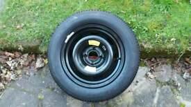 Peugeot steel wheel