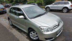 Toyota Corolla Hatch 2006