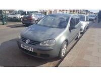 Volkswagen Golf 1.4 FSI S 5dr 2 KEYS, LONG MOT