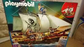 Playmobil Large Pirate Ship 5135