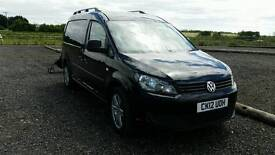 VW Caddy Maxi Kombi 102 1.6 TDi DSG Air Con