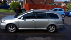 Toyota Avensis 2.0D4D for sale professionally maintained.