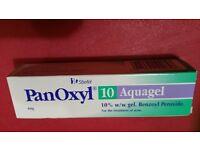 PANOXYL 10 - 10% Benzoyl Peroxide Acne treatment gel Spot Zit Gel Cream 40g x 2