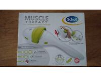 Scholl Muscle Therapy Percussion Massager