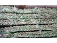3 x 2 x 1 Meter Genuine Japanese Matting (jap matting) Koi Pond Filter Media