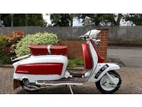 Lambretta LI150 Series 3 - Genuine Italian Scooter