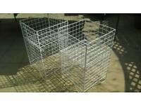 Retail dump baskets x 2 £10 job lot